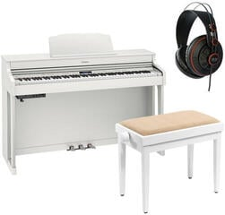 Roland HP-603A White Digital Piano