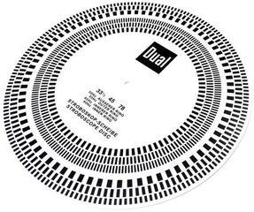 Dual Stroboscope disc
