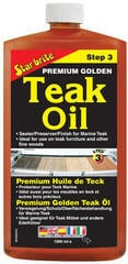 Star Brite Premium Golden Teak Oil