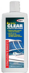 Star Brite Clear Plastic Polish  237ml