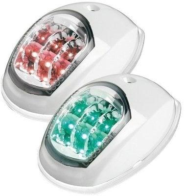 Osculati Evoled navigation lights white ABS left + right