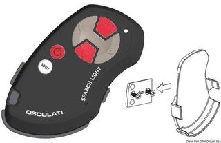 Osculati Wireless remote control for Classic (B-Stock) #920521