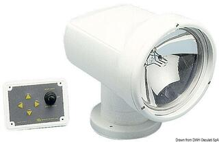 Osculati Night Eye spotlight 100+100 W 12 V (B-Stock) #924787