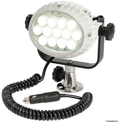 Osculati Night Eye LED light with base flat mounting