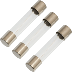 Osculati Glass fuse 6,3 x 32 mm