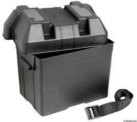Osculati Battery box black moplen 95 A