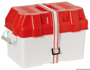 Osculati Battery box white/red moplen 100 A