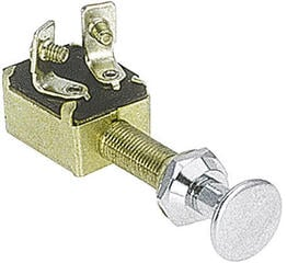 Talamex Pull-Button Switch On-Off 20A