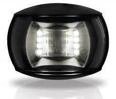 Hella Marine 2 NM NaviLED Stern Navigation Lamp Series 0520 BLACK
