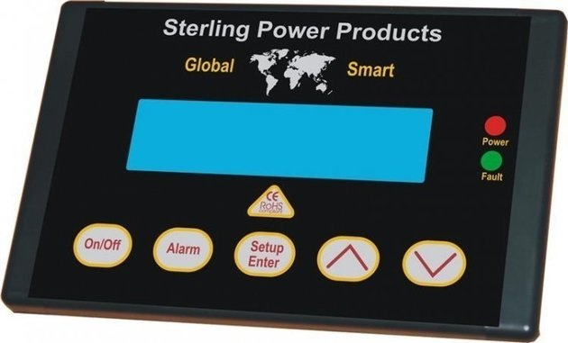 Sterling Power Pro Charge Ultra - Remote Control