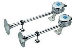 Marco EM1/2 Set stainless steel trumpets 12V