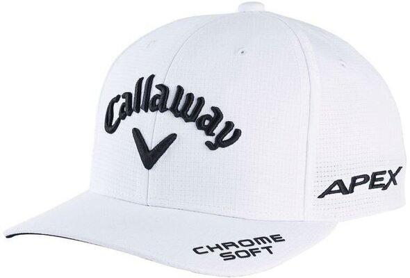 Callaway Tour Authentic Performance Pro XL Cap White