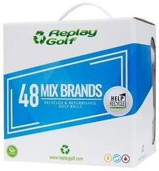 Replay Golf Mix Brands Lake Balls 48 Pack