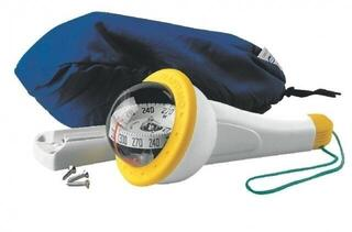 Plastimo Compass Iris 100 With Lighting Yellow