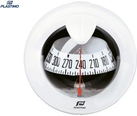 Plastimo Compas Offshore 75 plafonnier horizontal blanc-blanc