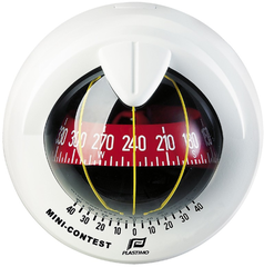 Plastimo Compass Mini Contest WHITE-RED