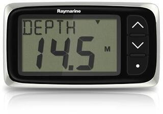 Raymarine i40 - Depth with Transom Mount Transducer