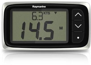 Raymarine i40 - Bidata with Thru-Hull Transducer