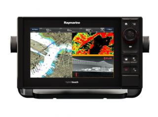 Raymarine eS98 Plotter/Fishfinder/Downvision