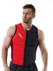Jobe Reversible Impact Vest Men Red/Grey - S