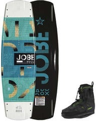 Jobe Maddox Wakeboard Premium 138 and Nitro Bindings
