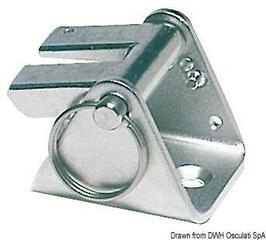 Osculati Chain Stopper Inox Stainless Steel AISI316 10/12 mm
