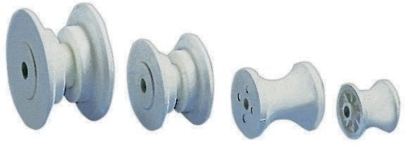 Osculati Nylon spare pulley 40 mm