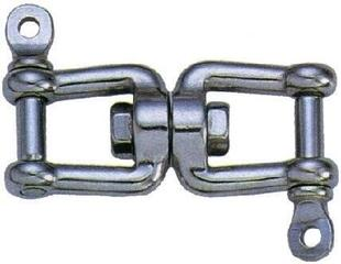 Osculati Shackle/shackle swivel Stainless Steel AISI316 8 mm
