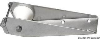 Osculati Davier AISI 316 170 x 57 mm