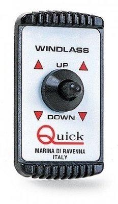 Quick Windlass Hand Switch