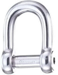 Wichard D - Shackle Stainless Steel with Inside Hexagon Pin