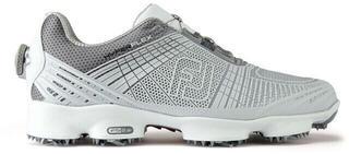 Footjoy Hyperflex II BOA Mens Golf Shoes Grey/Silver