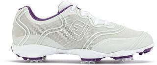 Footjoy Aspire Womens Golf Shoes Grey/Grape