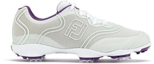 Footjoy Aspire Womens Golf Shoes Grey/Grape US 9