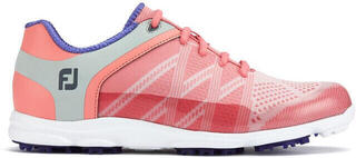 Footjoy Sport SL Womens Golf Shoes Pink/Blue