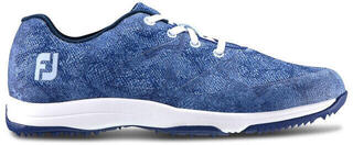 Footjoy Leisure Női Golfcipő Blue