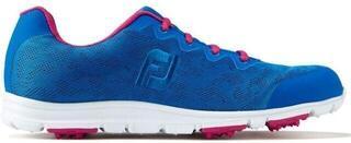 Footjoy Enjoy Womens Golf Shoes Cobalt/Berry