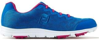 Footjoy Enjoy Womens Golf Shoes Cobalt/Berry