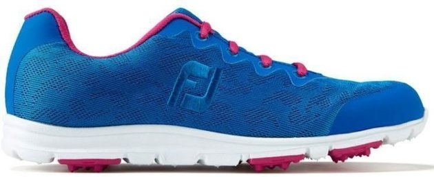 Footjoy Enjoy Womens Golf Shoes Cobalt/Berry US 9