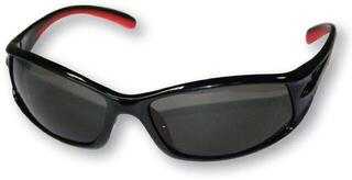 Lalizas TR90 Polarized - BLACK-RED