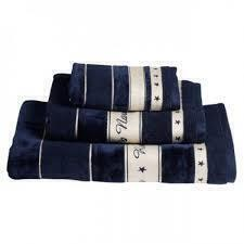 Marine Business Royal Navy Towels Set