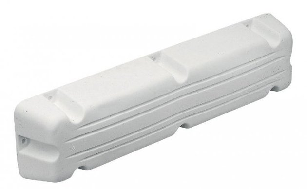 Talamex Dock Fender 100x12x7cm White