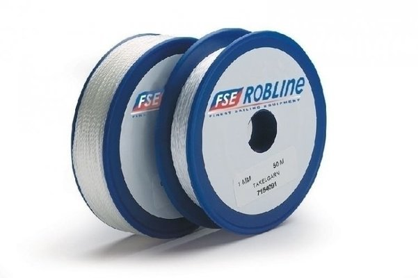 FSE Robline Waxed Whipping Twine Green 0'8 mm 90 m