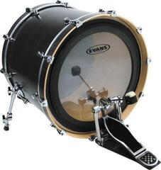 Evans 24'' EMAD2 Clear Bass