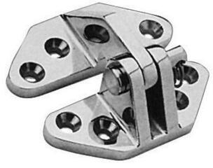 Osculati Hatchway hinges 67x73 mm