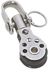 Viadana 17mm Single Block - Swivel With Shackle