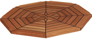 Talamex Teak TableTop Eight 55 cm