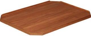 Talamex Teak-Tischplatte Venice 48x77cm