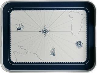 Marine Business Columbus Rectangular melamine tray