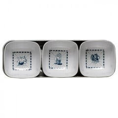 Marine Business Columbus Melamine Snacks Set